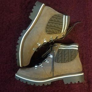 Torrid - Knit Hiker Boots